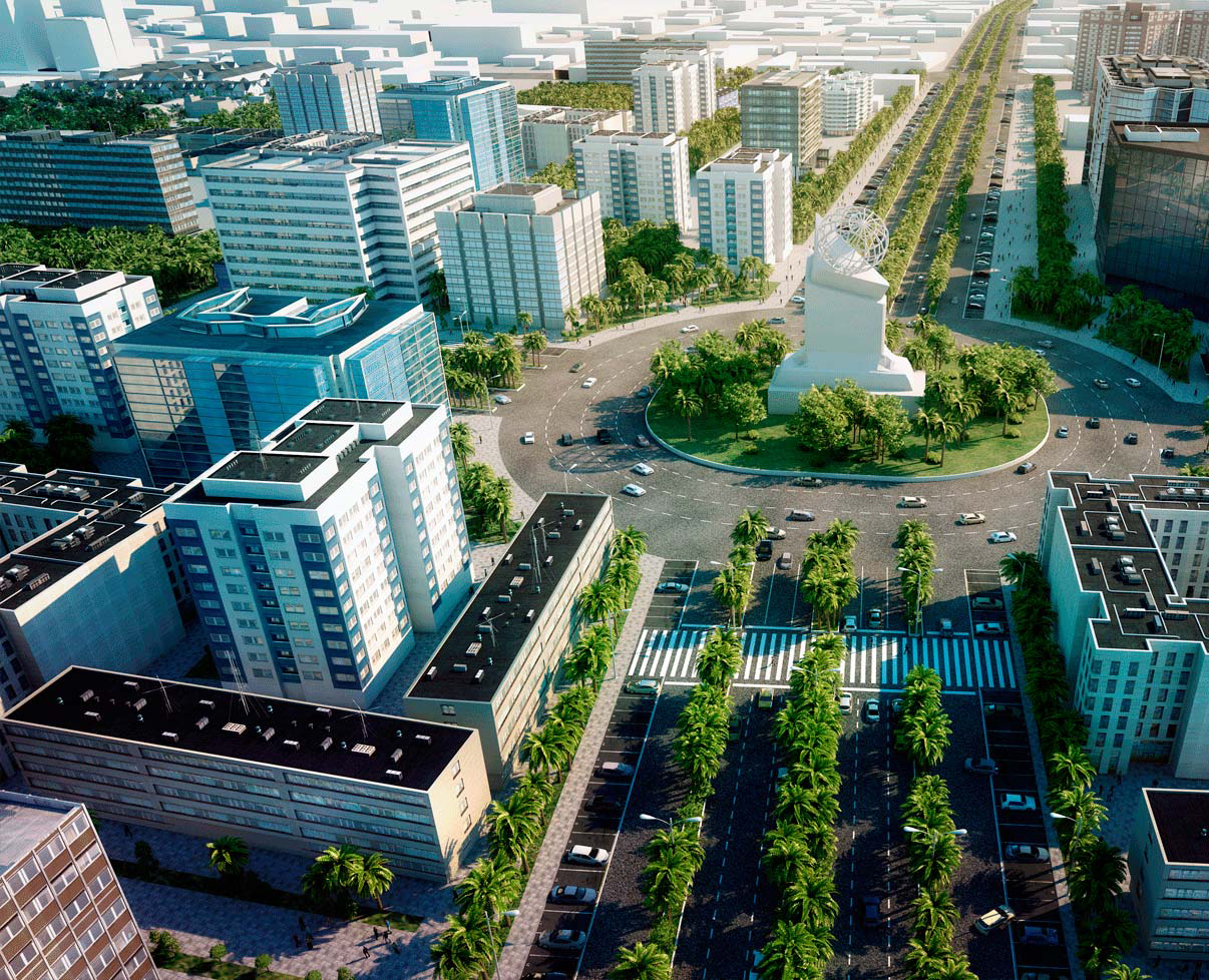 BATA CITY LAND-USE PLAN