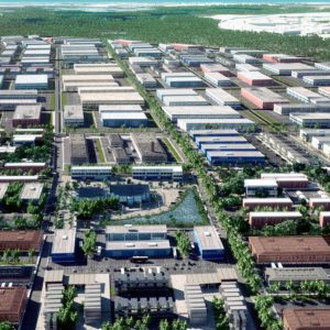 BATA CITY LAND-USE PLAN