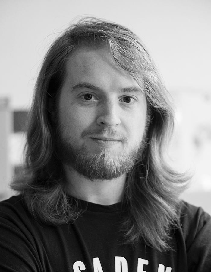 Jesús Martínez, Interactive Programmer