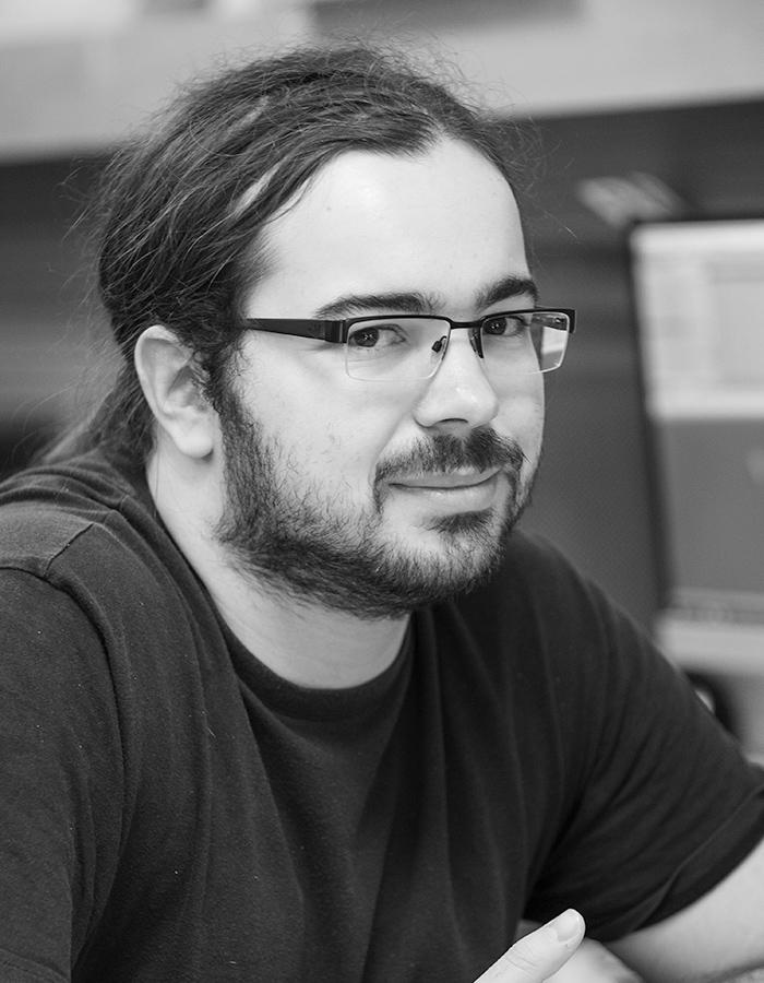 Pablo Vázquez, Interactive Programmer