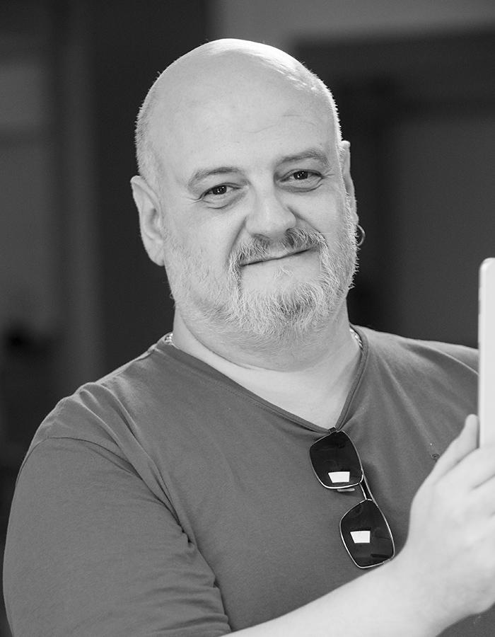 Pepe González, Technical Artist
